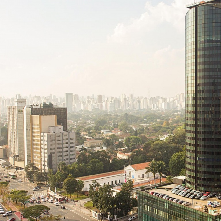 ALV: view of central Sao Paolo
