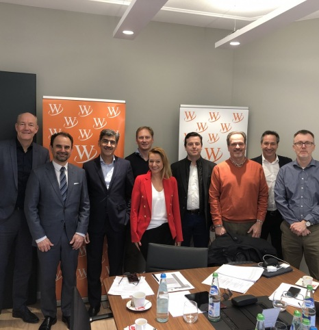 WLN Board meeting, Milan 21 March 2019